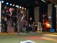 Muziekgroep optreden